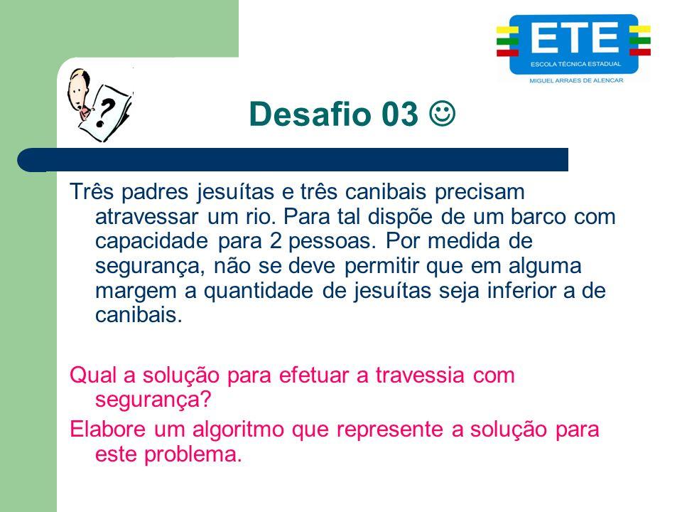 Desafio 03 