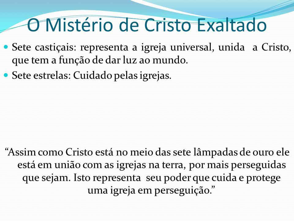 O Mistério de Cristo Exaltado