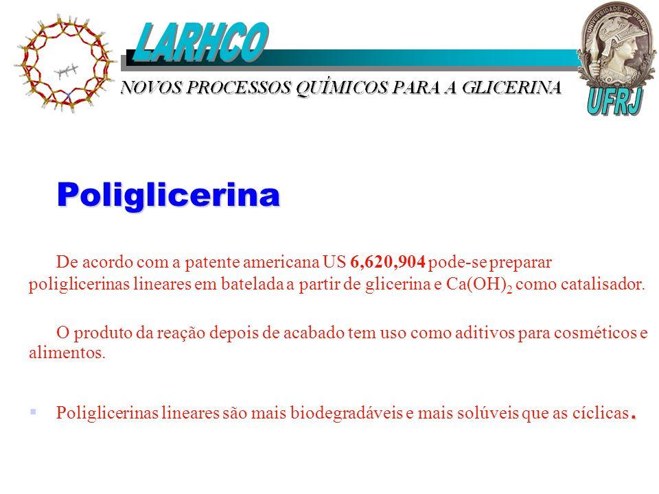 LARHCO Poliglicerina UFRJ
