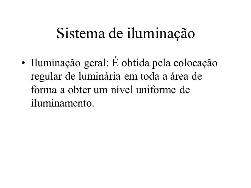 Sistema de iluminação