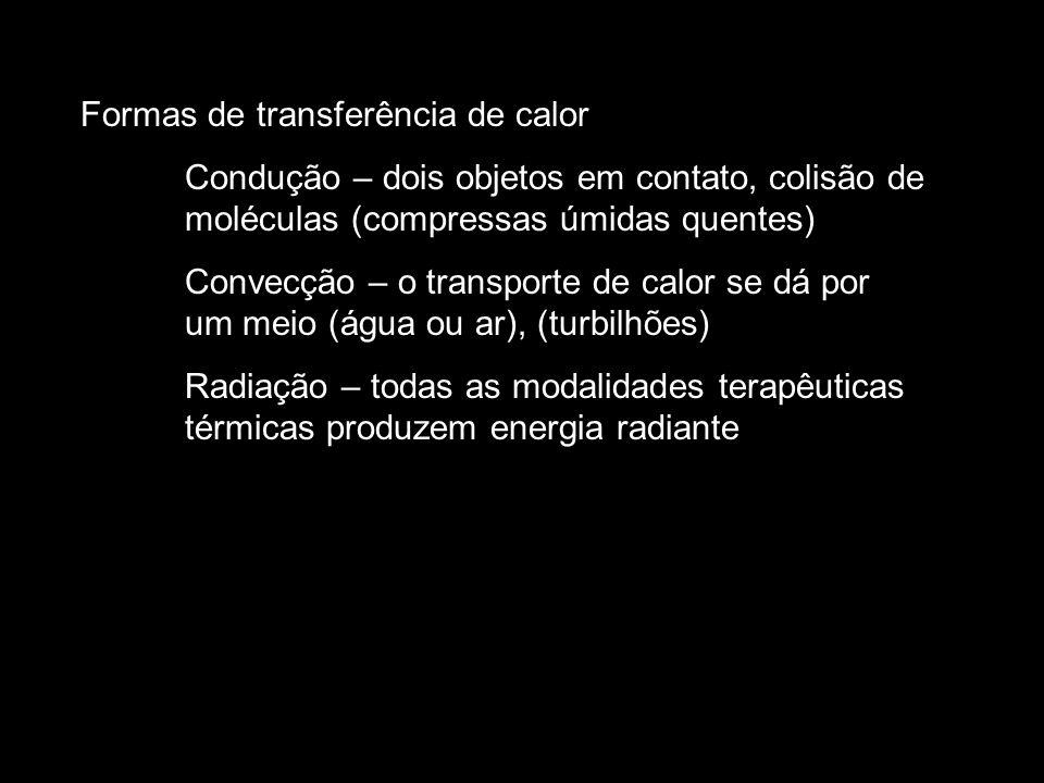 Formas de transferência de calor