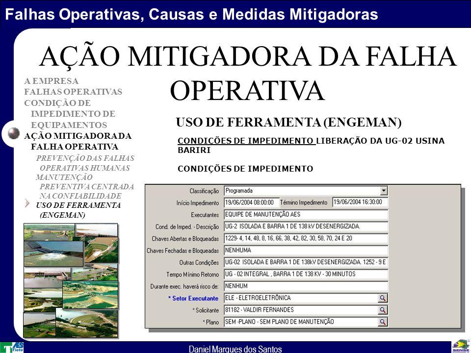 USO DE FERRAMENTA (ENGEMAN)