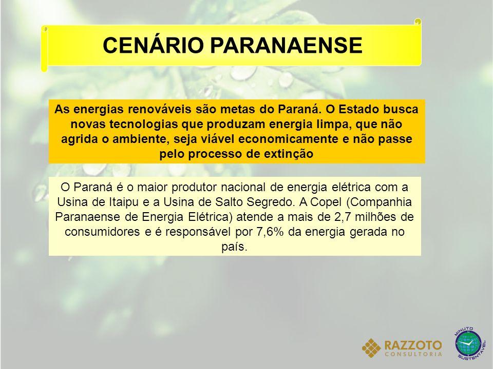 CENÁRIO PARANAENSE