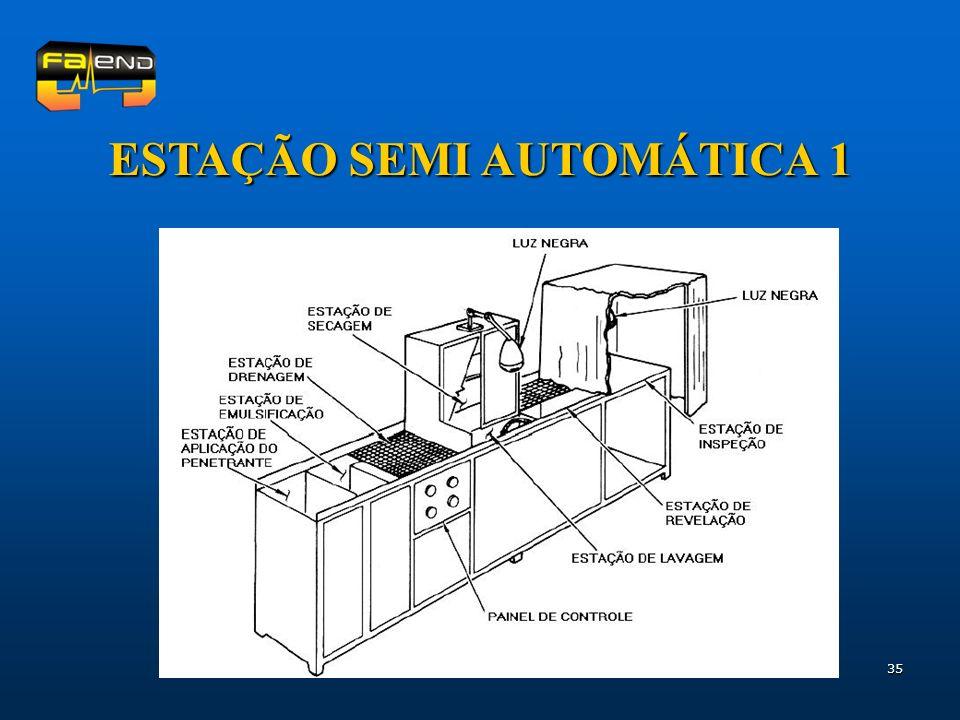 ESTAÇÃO SEMI AUTOMÁTICA 1