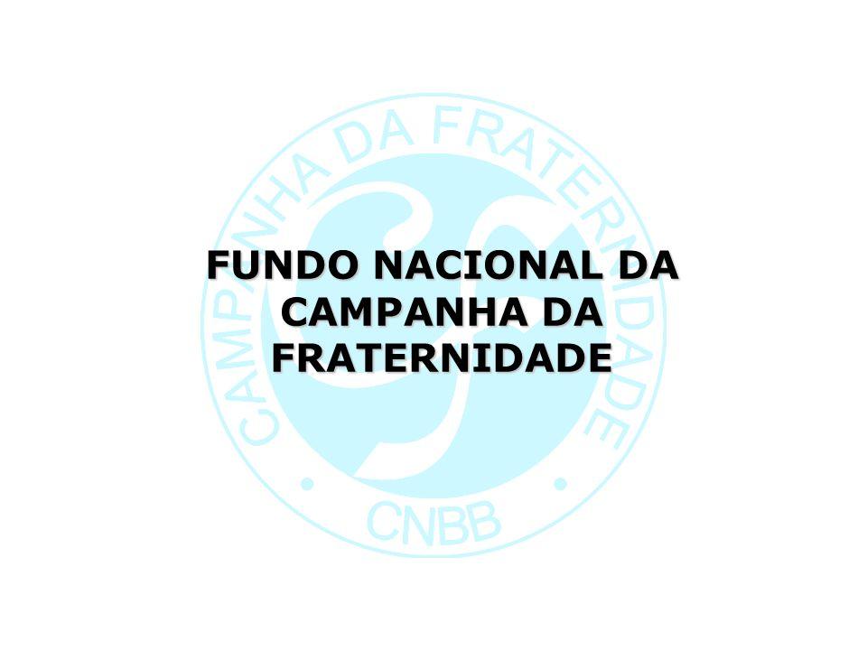 FUNDO NACIONAL DA CAMPANHA DA FRATERNIDADE