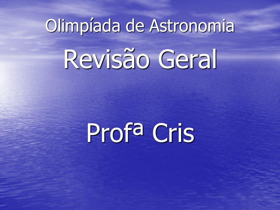 Olimpíada de Astronomia