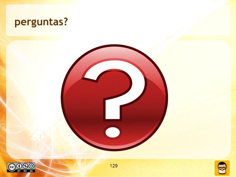 perguntas 129 129