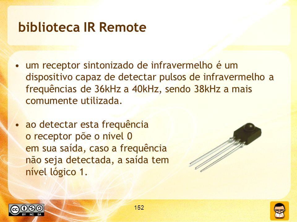 biblioteca IR Remote