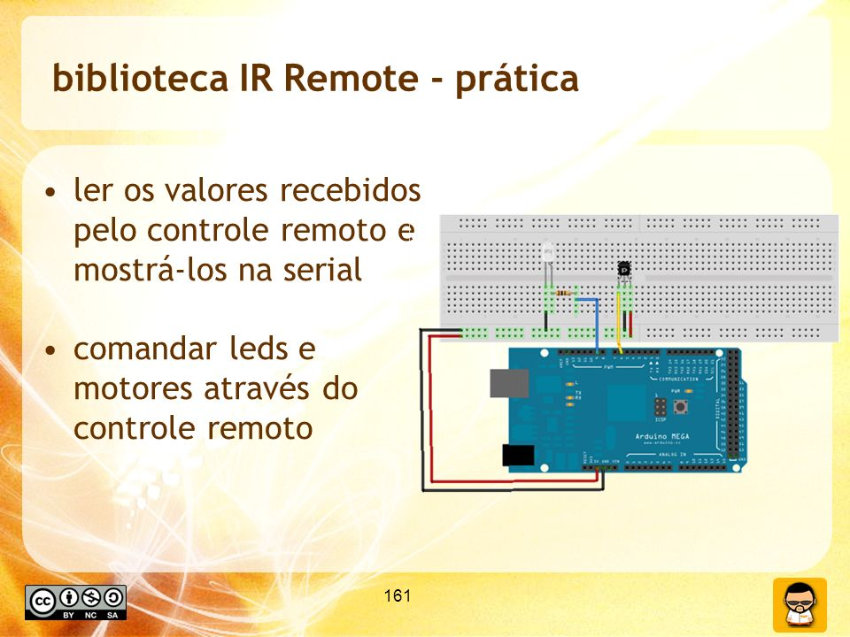 biblioteca IR Remote - prática