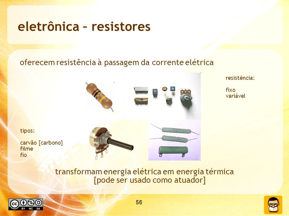 eletrônica – resistores