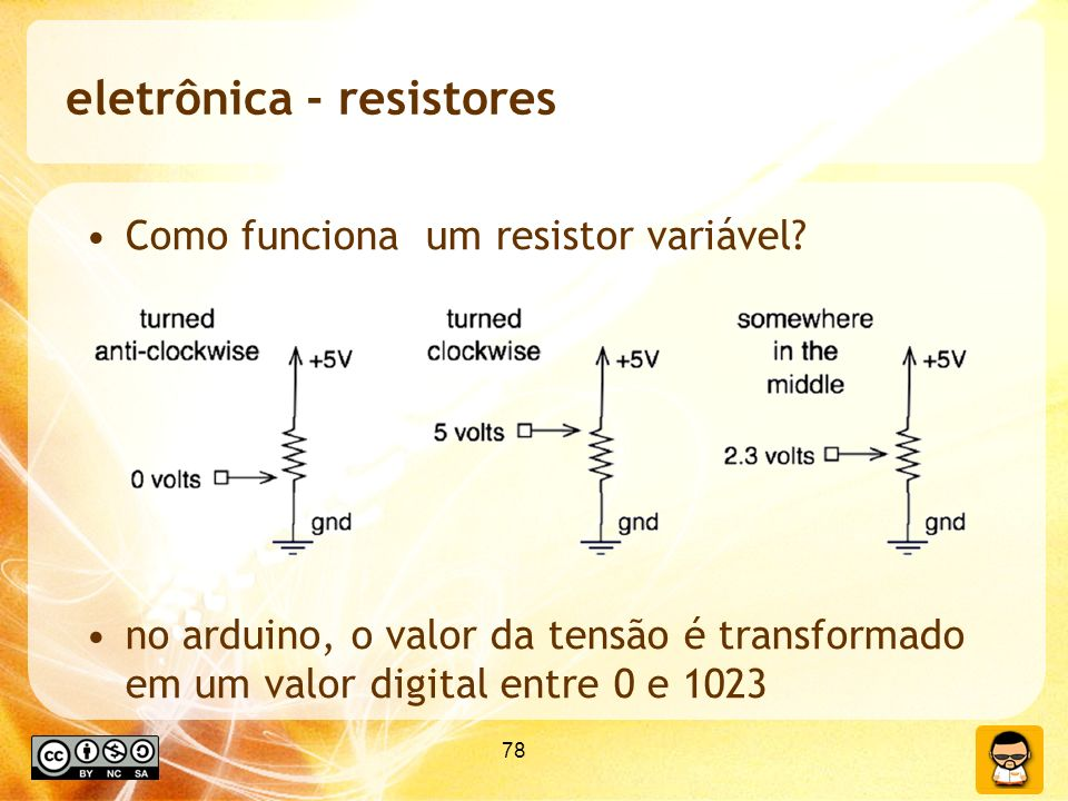 eletrônica - resistores