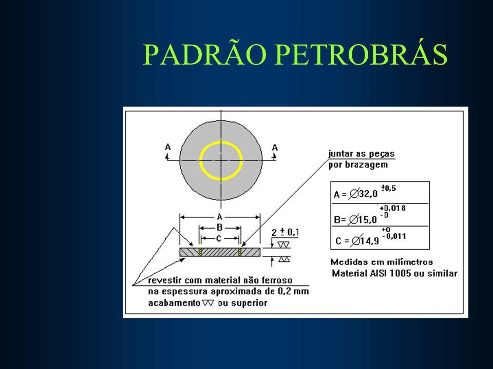 PADRÃO PETROBRÁS