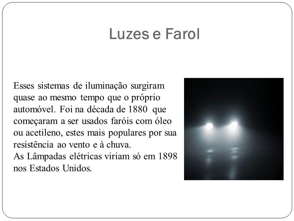 Luzes e Farol