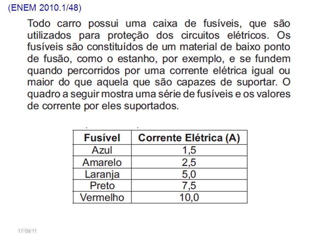 (ENEM 2010.1/48) 17/09/11