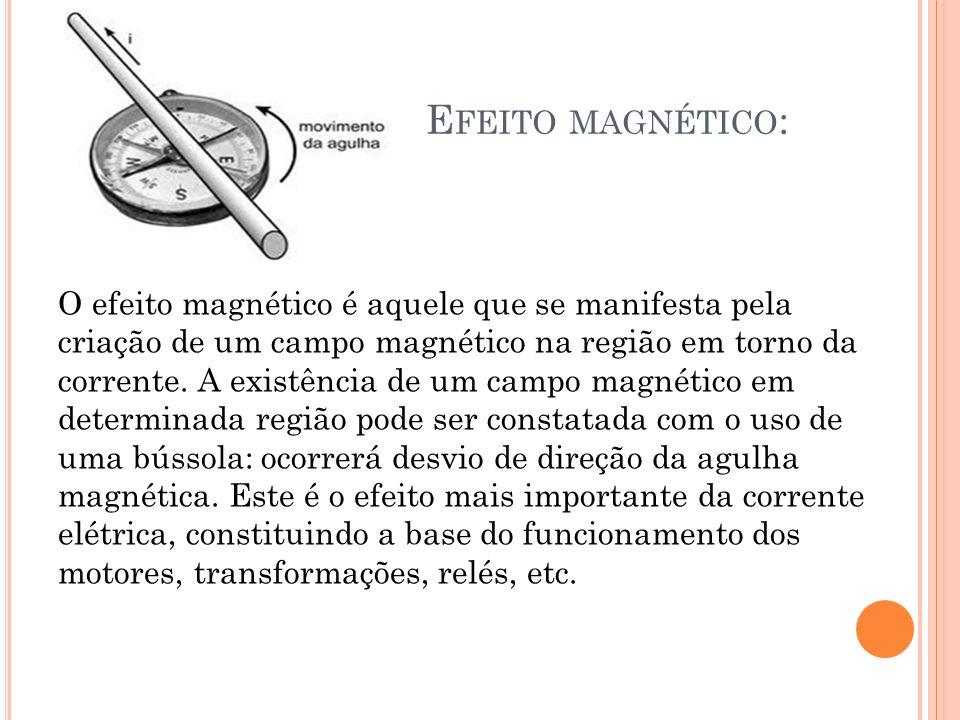 Efeito magnético: