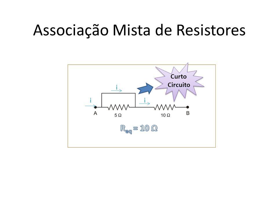 Associação Mista de Resistores