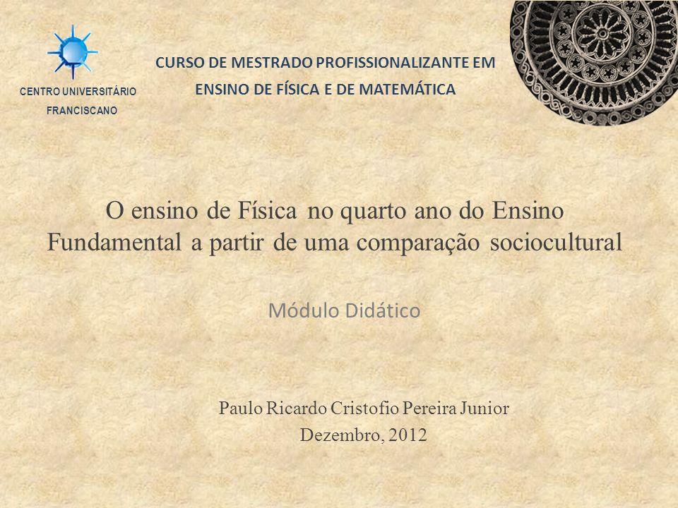 Paulo Ricardo Cristofio Pereira Junior Dezembro, 2012