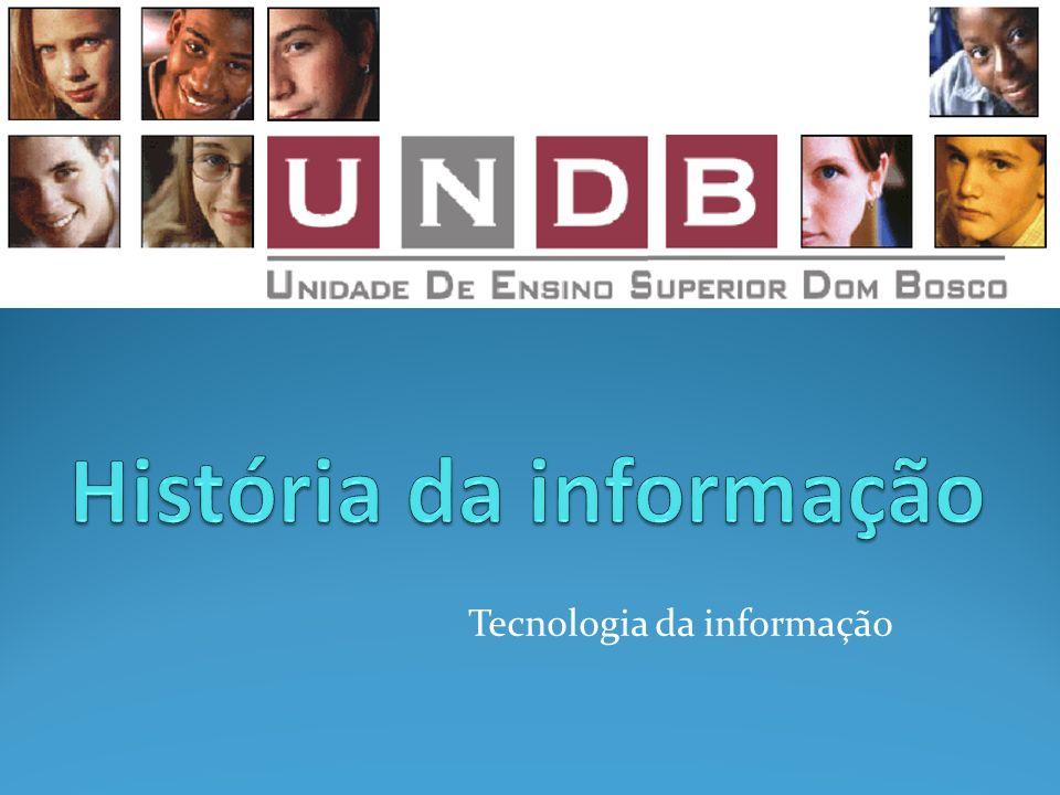 História da informação