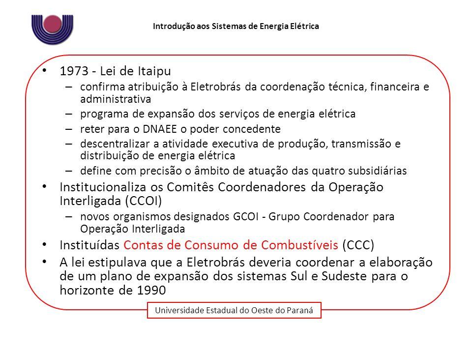 Instituídas Contas de Consumo de Combustíveis (CCC)