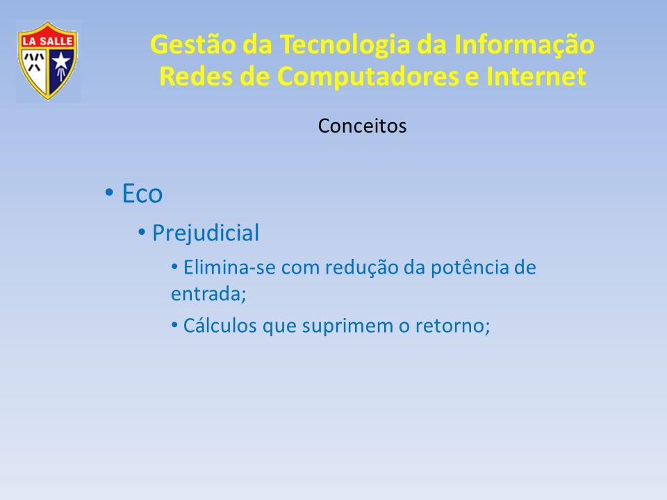 Eco Prejudicial Conceitos