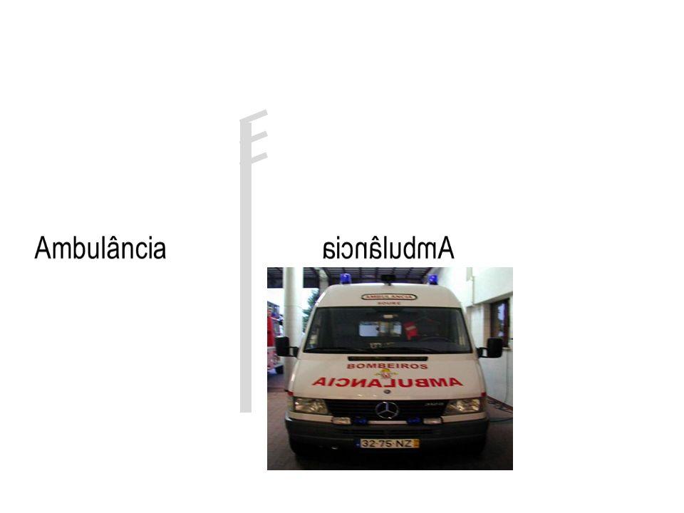 Ambulância Ambulância