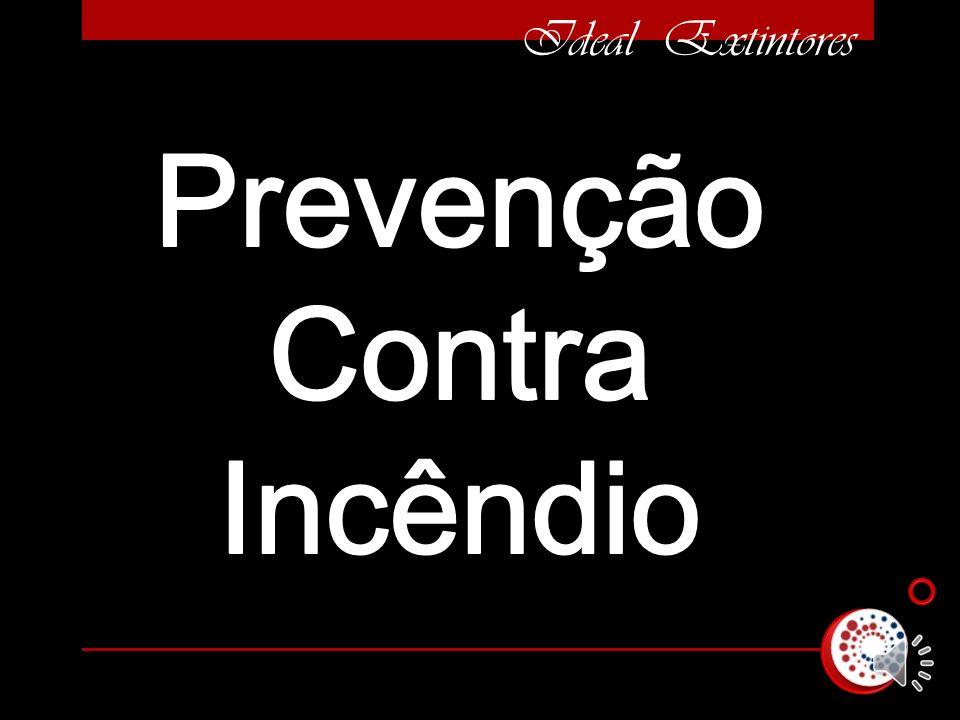 Ideal Extintores Prevenção Contra Incêndio
