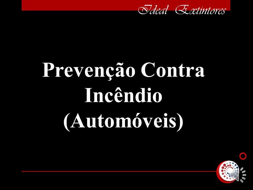 Prevenção Contra Incêndio (Automóveis)