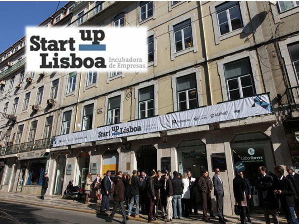 A criação de uma Incubadora de Empresas em Lisboa é uma medida aprovada noi