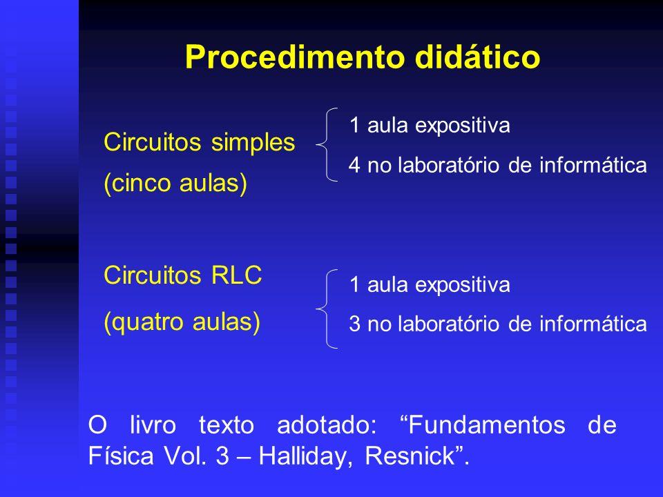 Procedimento didático