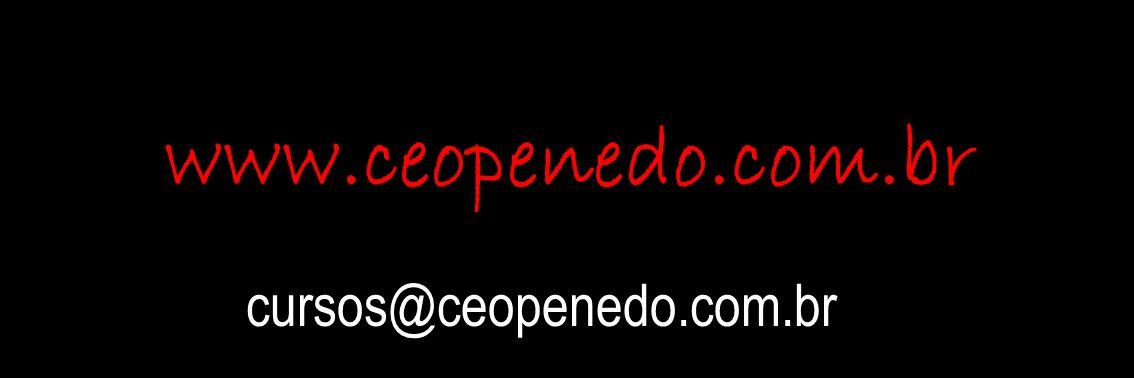 www.ceopenedo.com.br cursos@ceopenedo.com.br