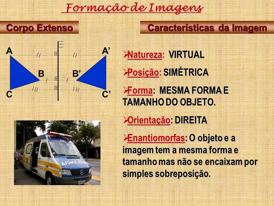 Características da Imagem