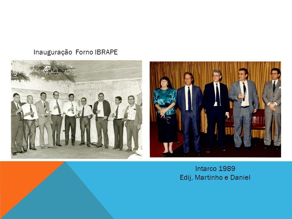 Inauguração Forno IBRAPE