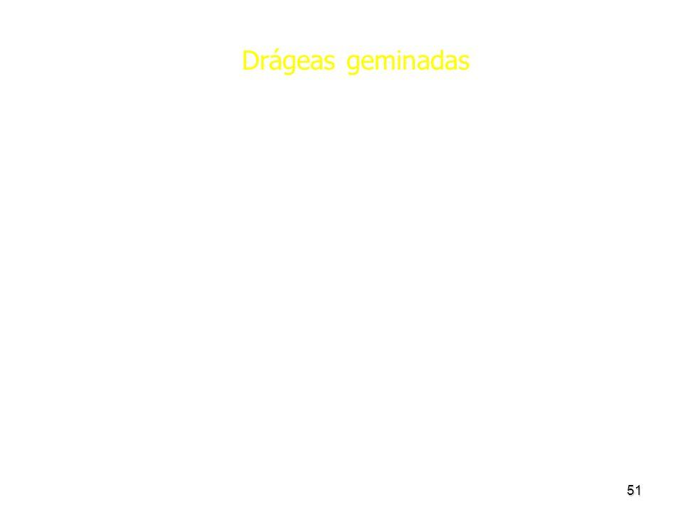 Drágeas geminadas