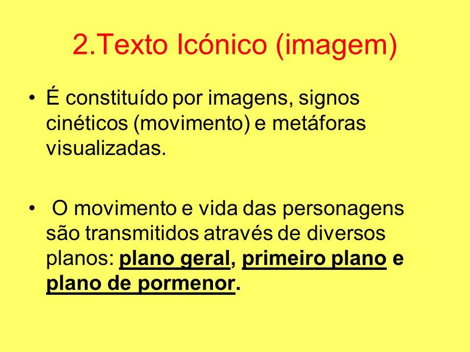 2.Texto Icónico (imagem)