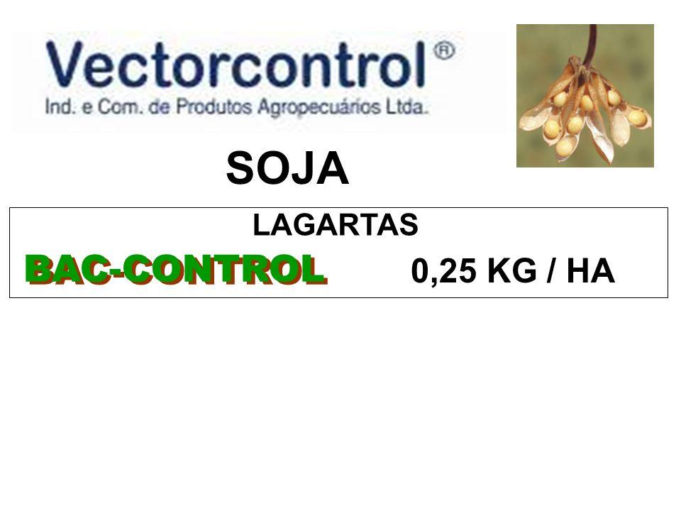 SOJA LAGARTAS BAC-CONTROL 0,25 KG / HA
