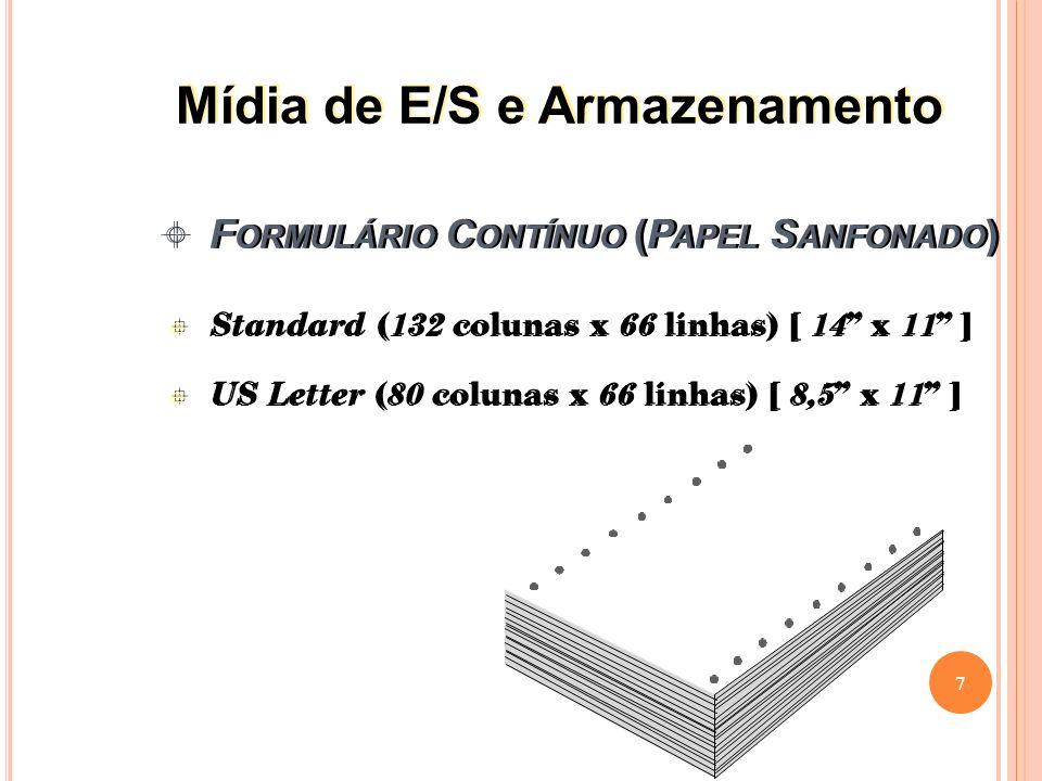 Formulário Contínuo (Papel Sanfonado)