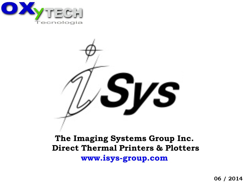 The Imaging Systems Group Inc.