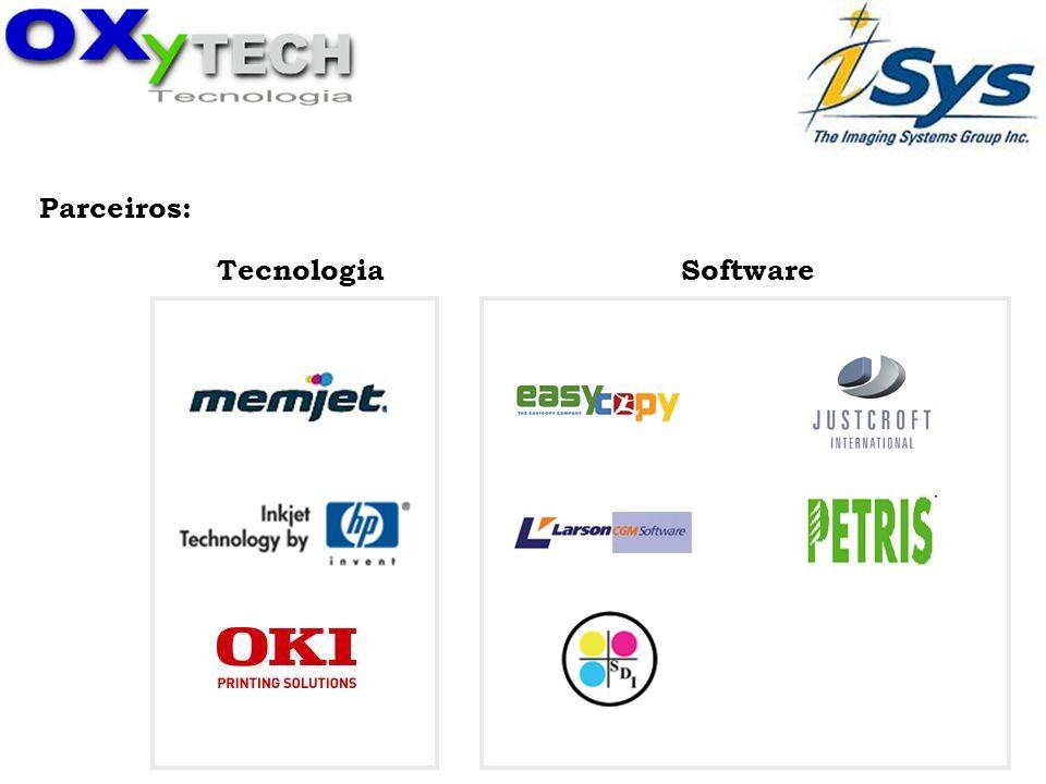Parceiros: Tecnologia Software