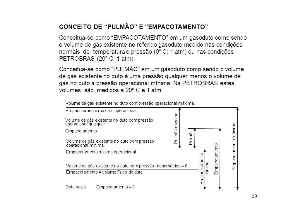 CONCEITO DE PULMÃO E EMPACOTAMENTO