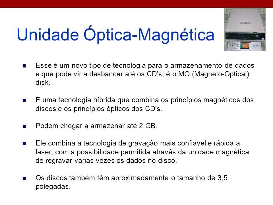 Unidade Óptica-Magnética