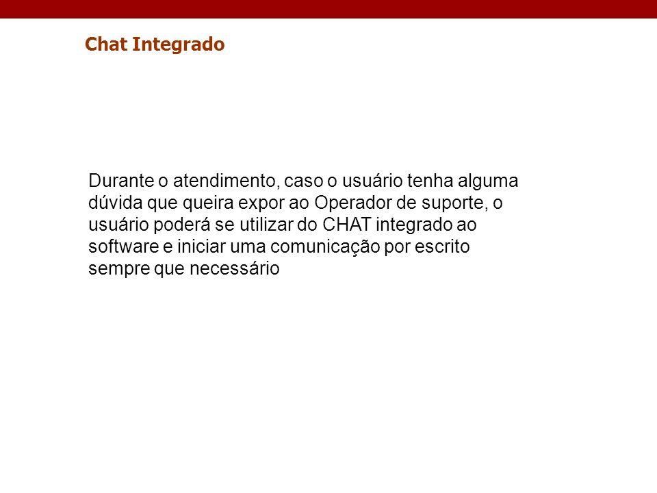 Chat Integrado