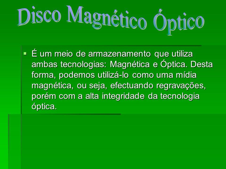 Disco Magnético Óptico