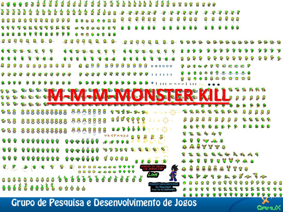 M-M-M-MONSTER KILL