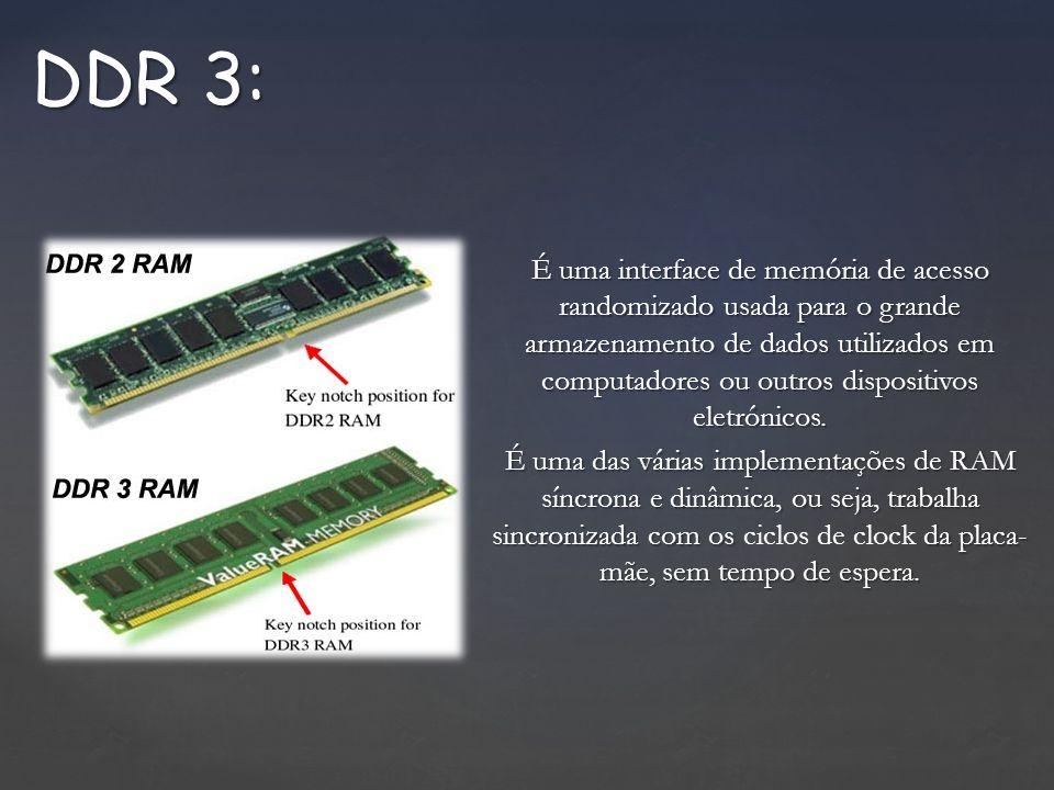 DDR 3: