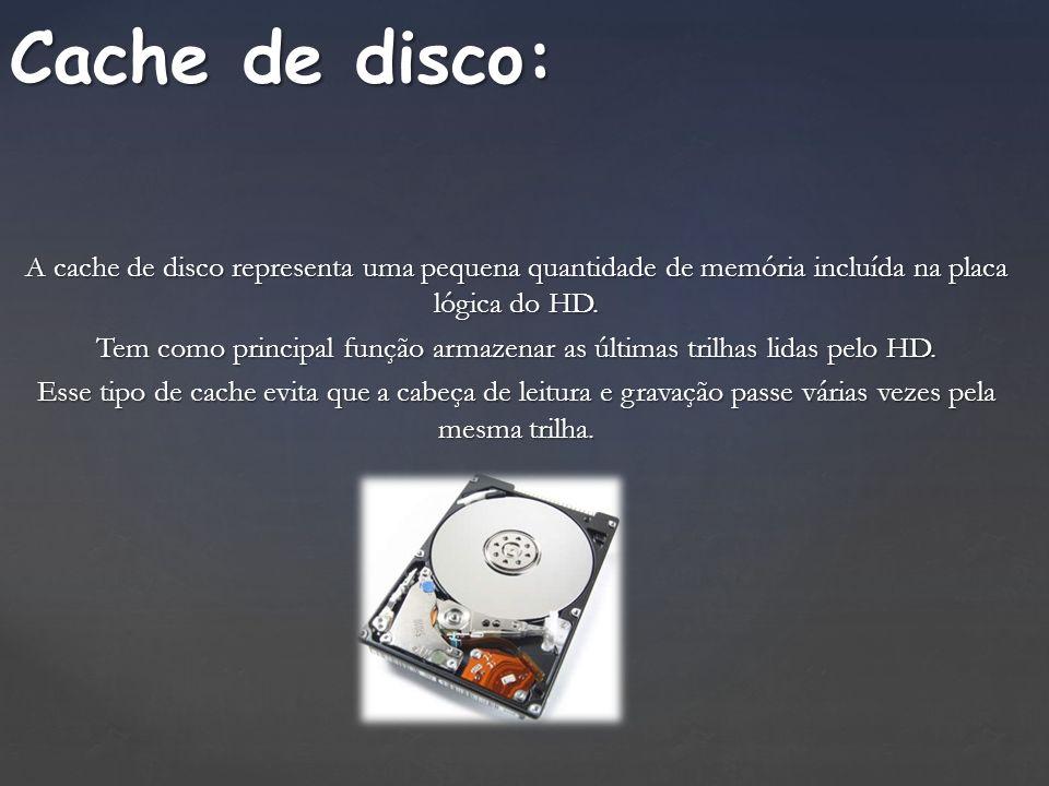 Cache de disco: