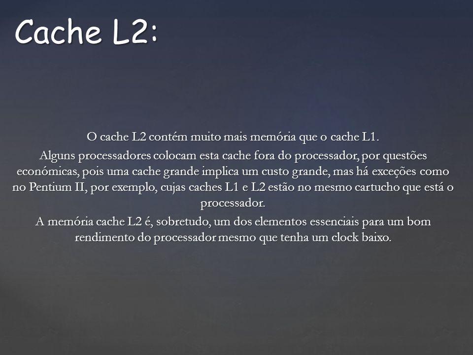 Cache L2: