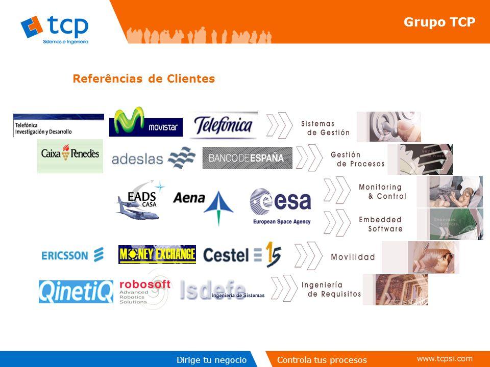 Grupo TCP Referências de Clientes wrtvgwvgwgv