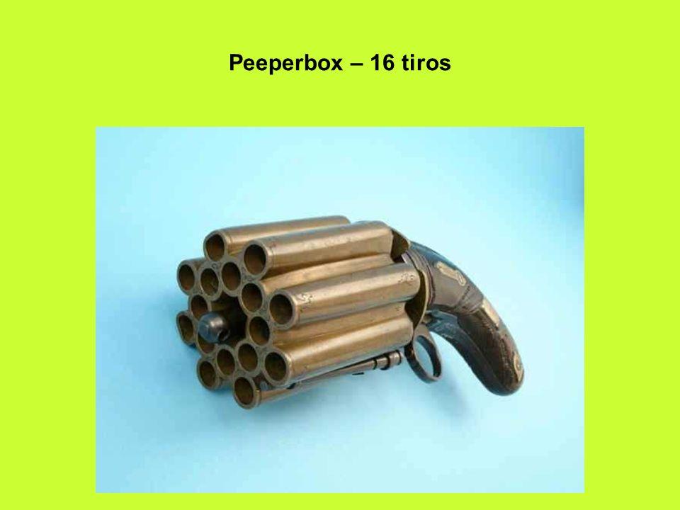 Peeperbox – 16 tiros