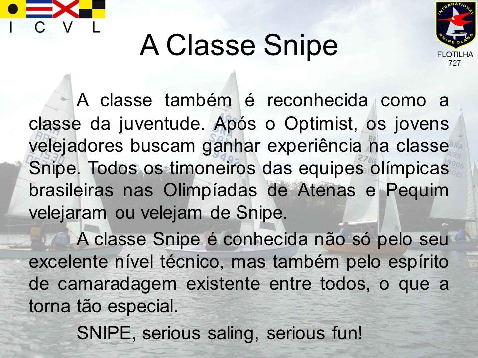 A Classe Snipe