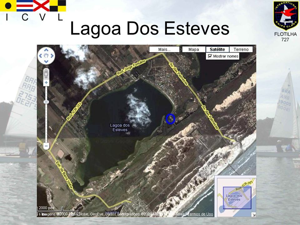 Lagoa Dos Esteves